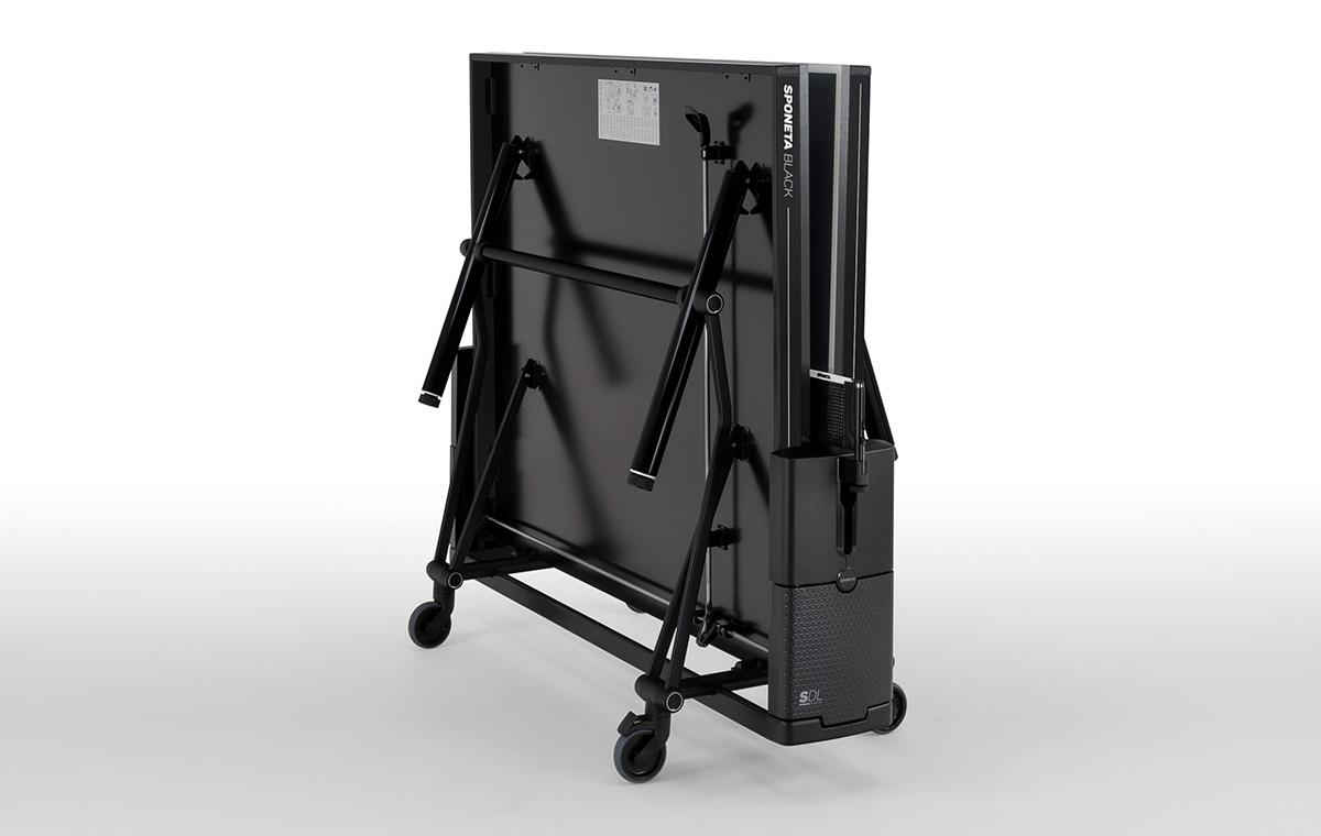 SDL Black Indoor Storage position
