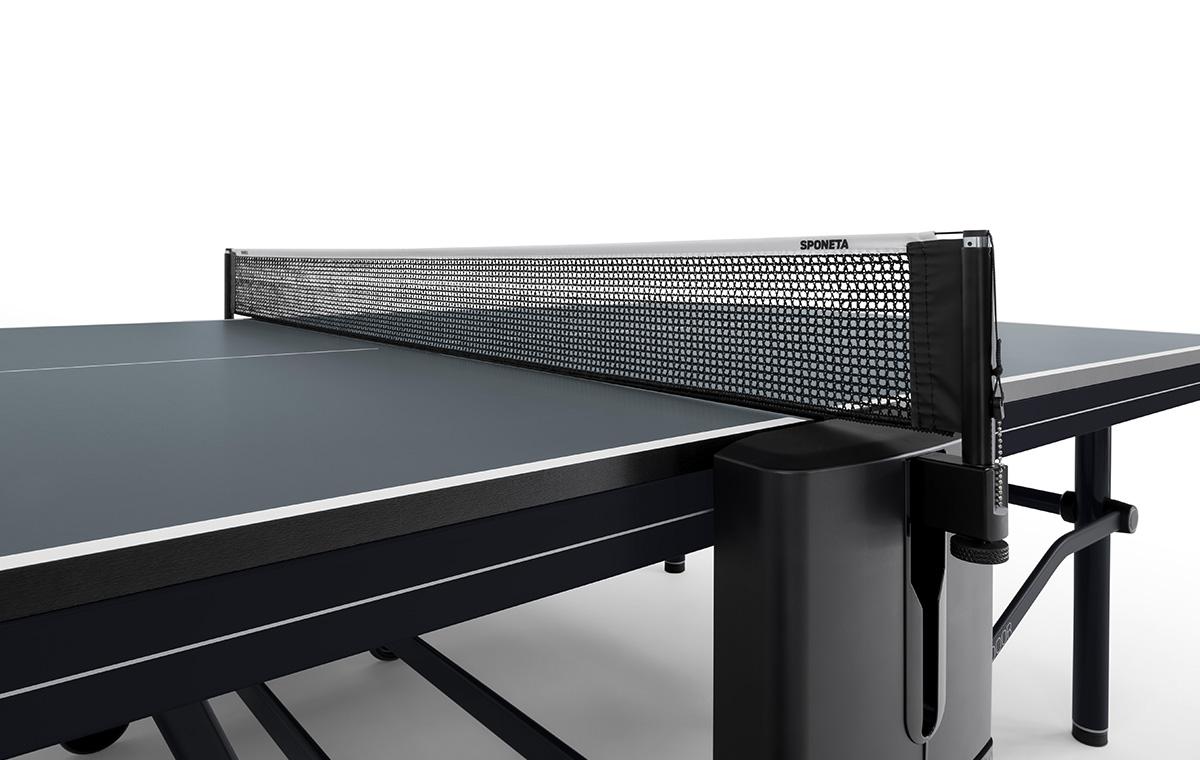 SDL Black Indoor Detail net set