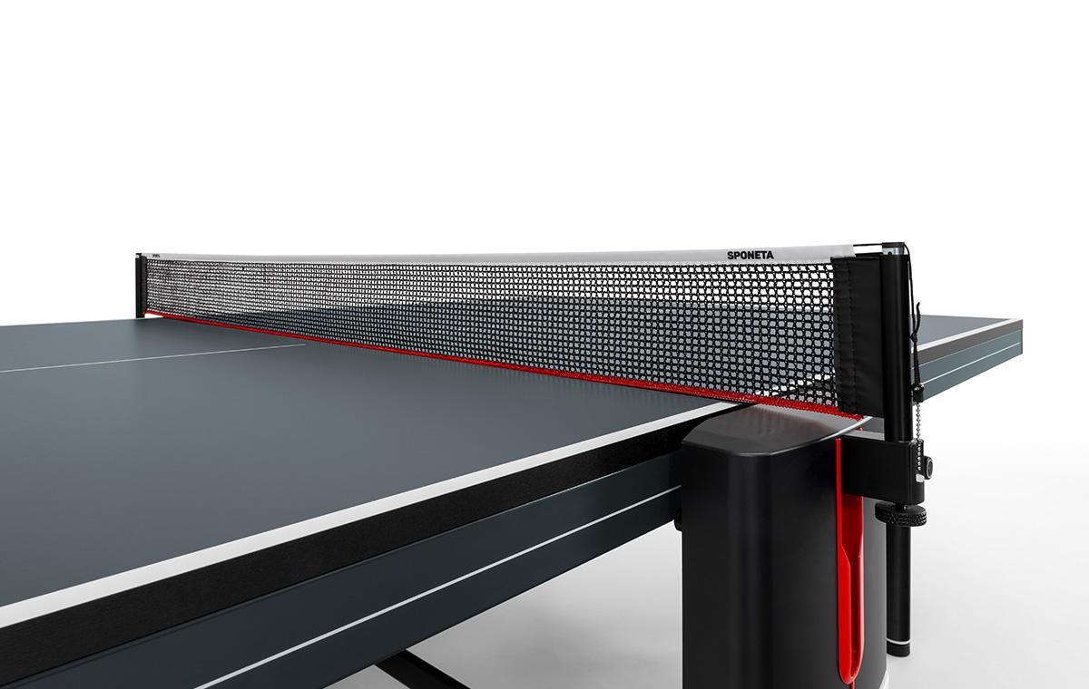 SDL Pro Indoor Detail Netz